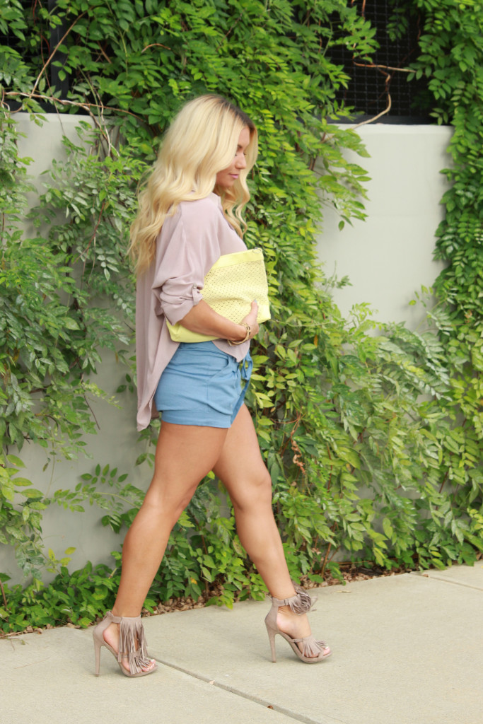indy blogger, style blogger, fashion blog, my style, what i wore, fringe heels, casual summer