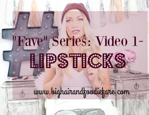 Favorite makeup , Blogger series: Week 1- Lipsticks
