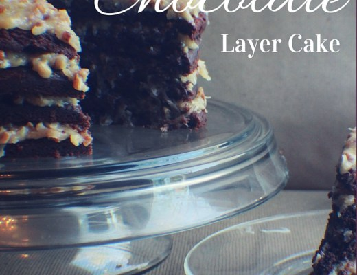 German Choclate Layer Cake