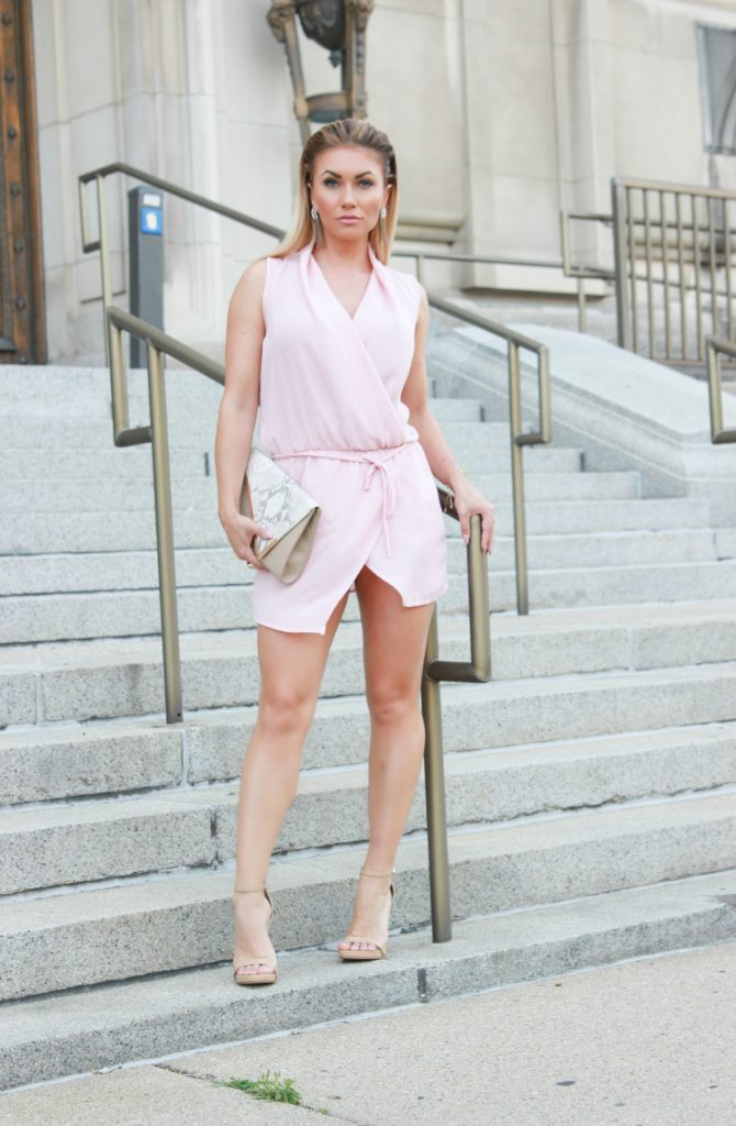 Fashion Nova Chiffon dress