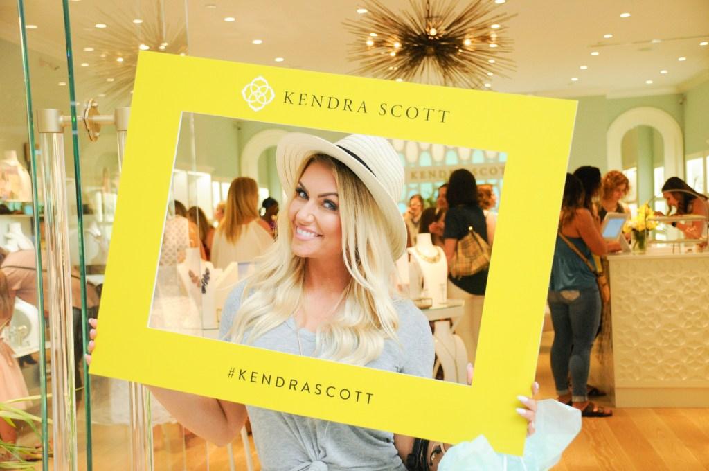 Kendra Scott Store Opening