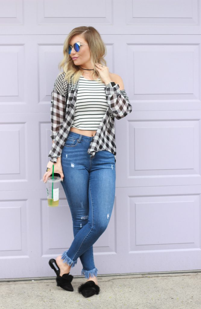 Blogger Style: Pattern Mixing