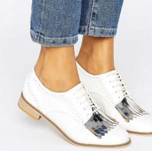 ASOS Fringed Brogues