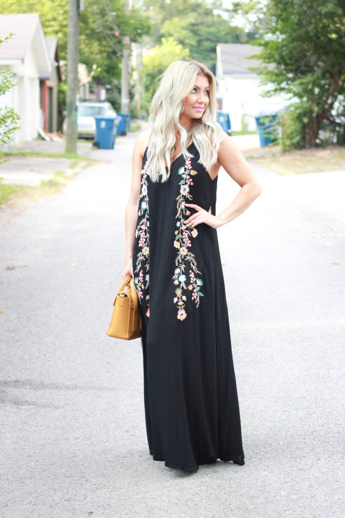 Magnolia Boutique Maxi Dress