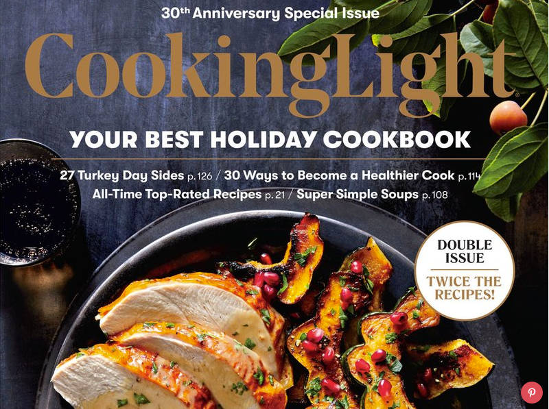 The Best Cooking Magazine!