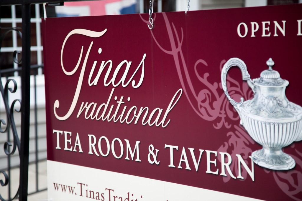 Tina S Tea Room Carmel Indiana