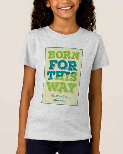 Born For This-This Way - BigHeartLiving.com
