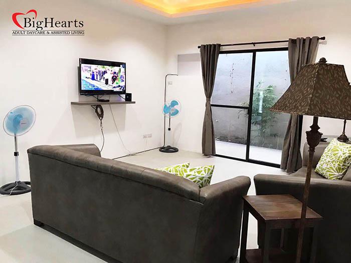 Big Hearts-Living Room