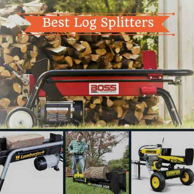 Top 10 Best Log Splitters In 2018 – (Reviews And Advanced Buyer's Guide)