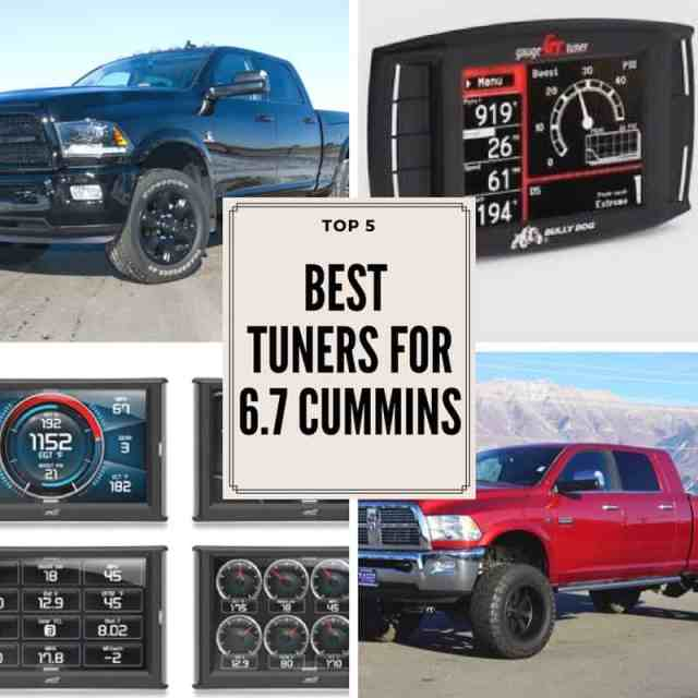 Top 5 Best Tuners For 6.7 Cummins In 2018 – Reviews And Buyer's Guide