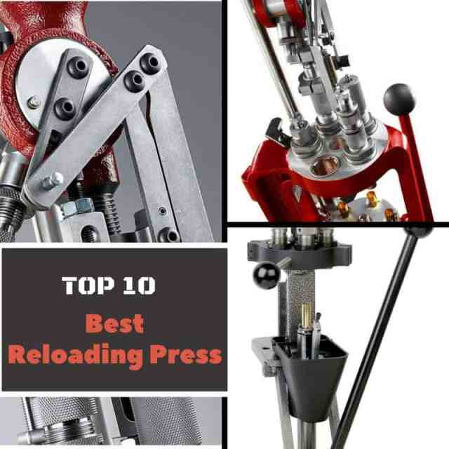 Top 10 Best Reloading Presses In 2019 – Reviews And Buyer's Guide