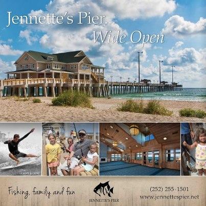 Jennette's Pier: NC Aquarium