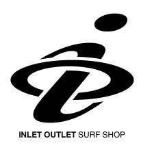 My first logo I designed in 1995 for Inlet Outlet Surf Shop. Still one of my favorites.