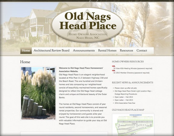 Old Nags Head Place