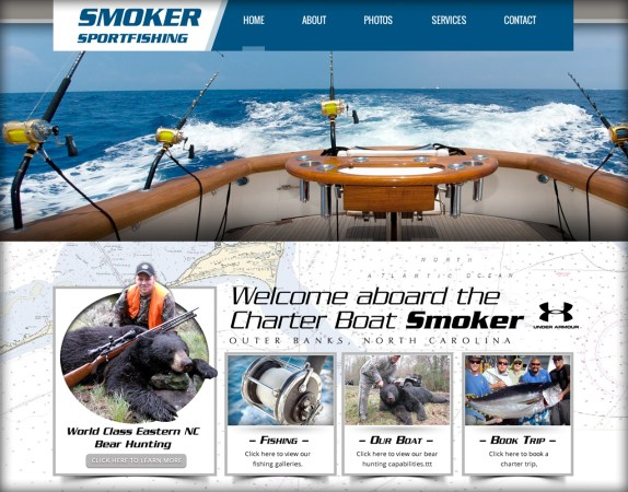 Smoker Sportfishing