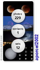 aporcel2002. Get yours at bighugelabs.com/flickr