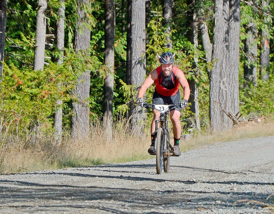 Big Hurt 2015 Mountain Bike Race