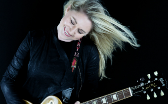 A wonderfully female-heavy line-up for Colne Blues 2017