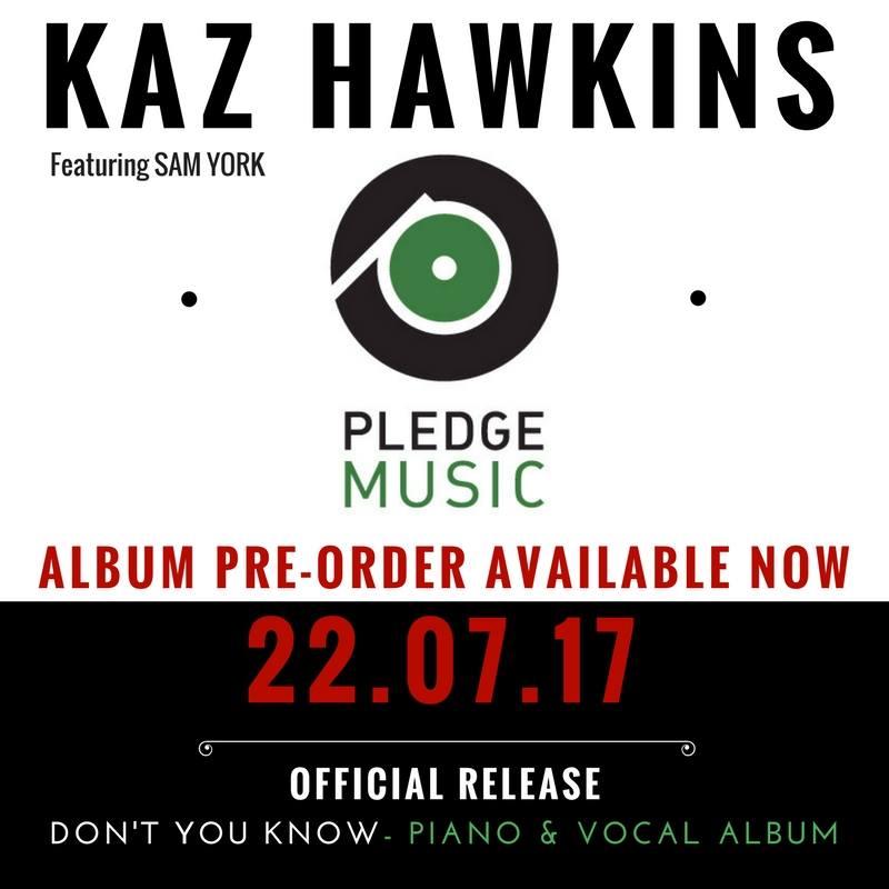 kaz hawkins pledge