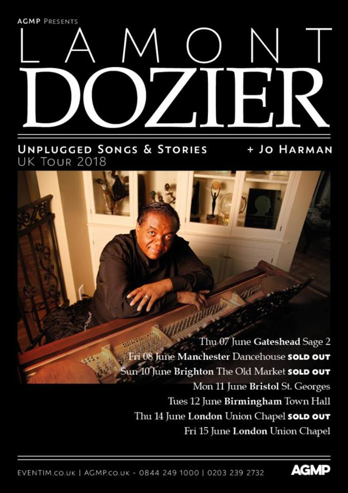 lamont dozier sold out