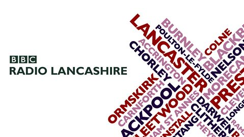 HUGE LOVE via BBC Radio Lancashire