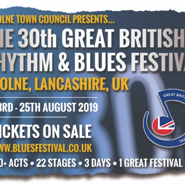 Colne Blues Festival Expands In Size