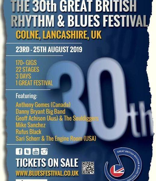 Rock 'N' Load mentions The Great British Rhythm & Blues Festival