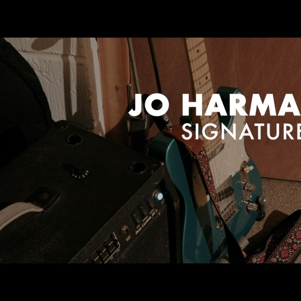 Jo Harman's 'Live In The Studio' – Signature Soul Drops 4th March…