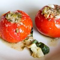Gebratene Balsamico-Tomaten