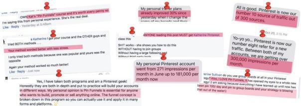 Pinterest lead geneartion strategies