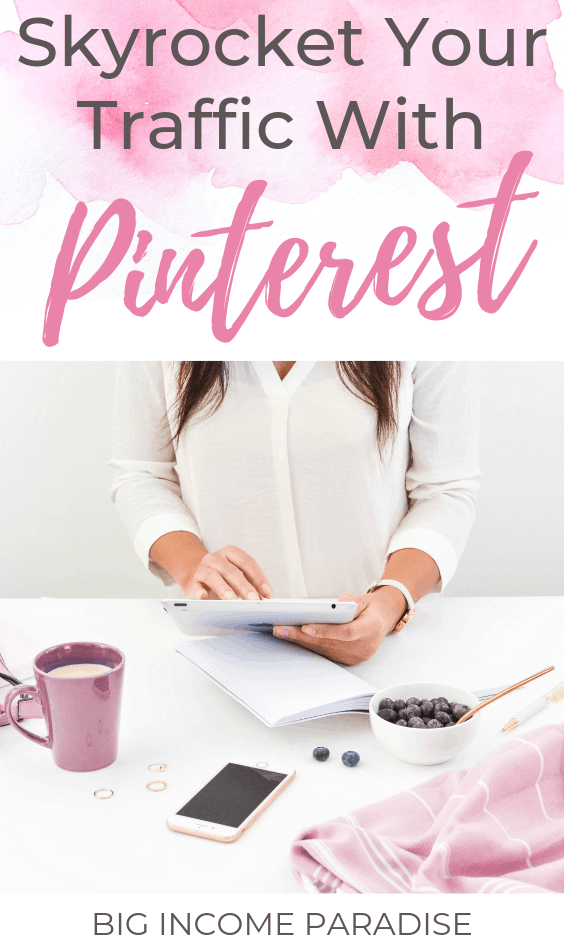 You can skyrocket your traffic with Pinterest marketing. I started with 10 monthly views and in just 25 days I got up to 41K Monthly Views. Beside that I almost tripled my blog traffic. I fell in love with Pinterest marketing and so did my blog ;) Check out what I did in those first 25 day. #BigIncomeParadise #PinterestMarketing #PinterestMarketingStrategy #PinterestMarketingForBloggers #PinterestMarketingForBeginners