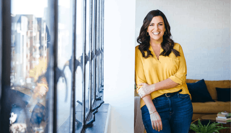 Top Female Entrepreneurs - Amy Porterfield