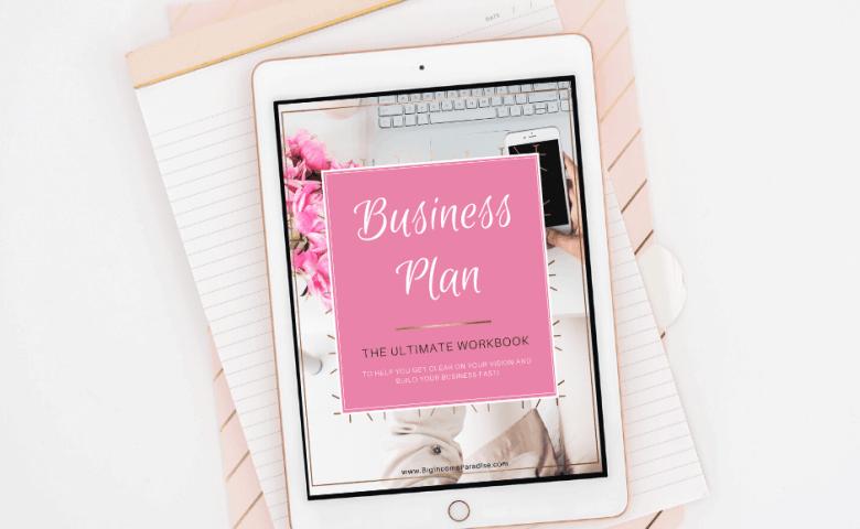 Business Plan Workbook photo 1