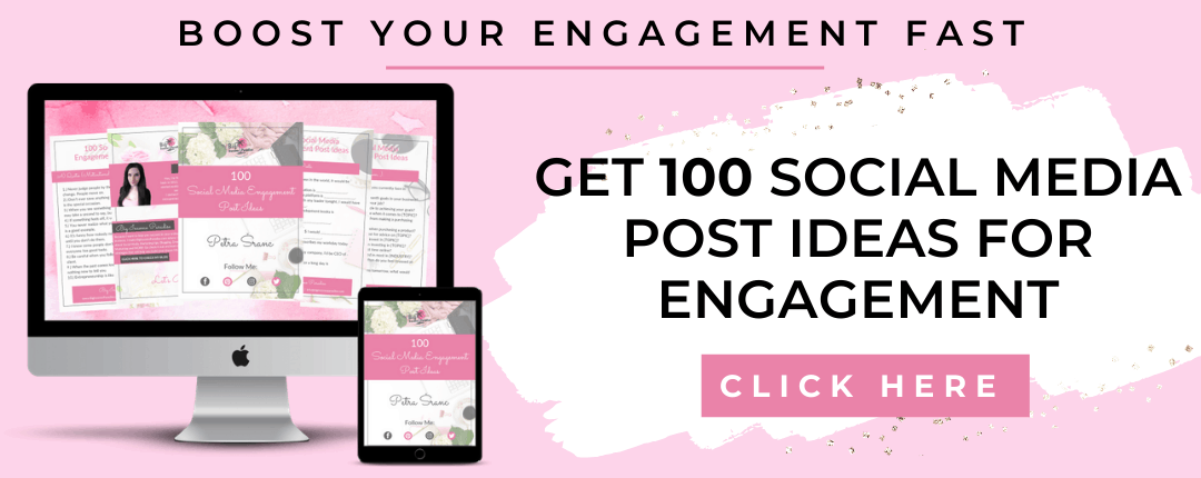 _100 Social Media Post Ideas for Engagement - By Big Income Paradise