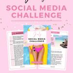 July Social Media Challenge For Bloggers And Entrepreneurs