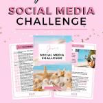 June Social Media Challenge For Business