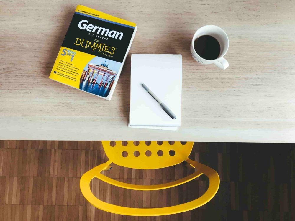 Nauka języka niemieckiego – jak się zabrać?