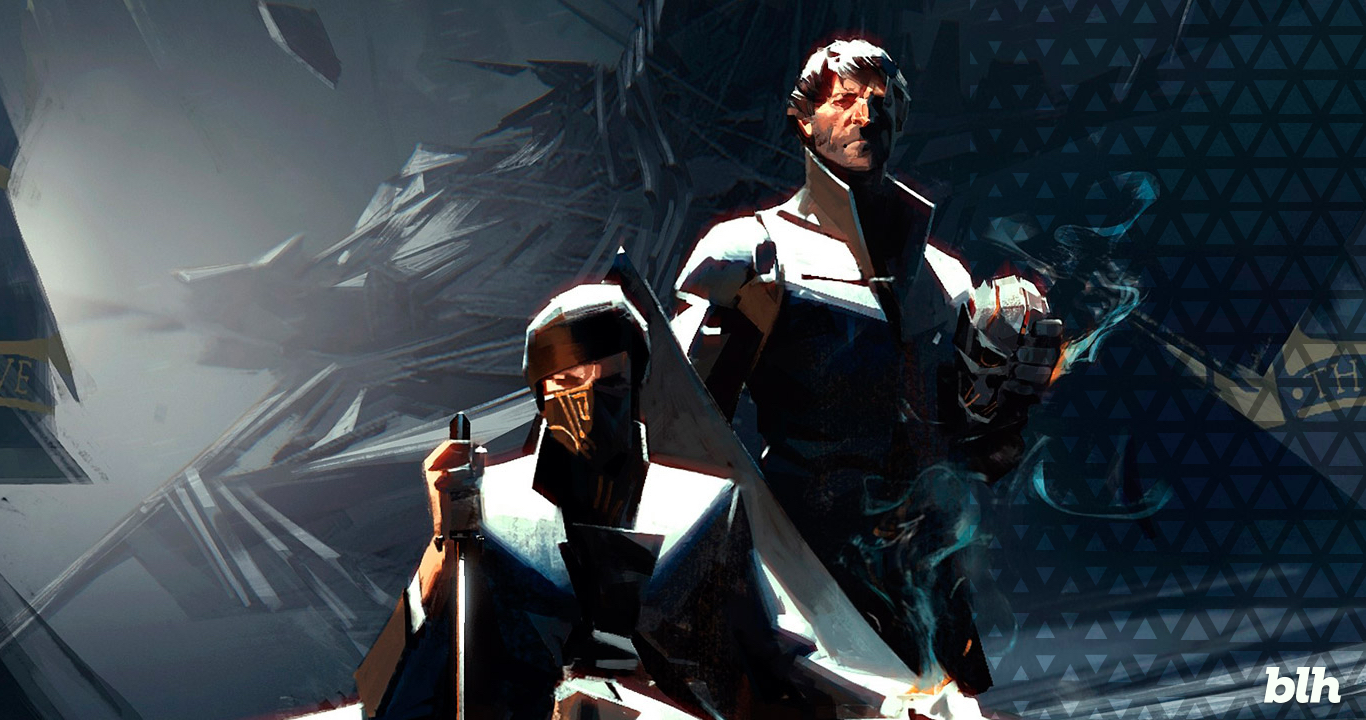 Fathers Day Salute - Corvo of Dishonored