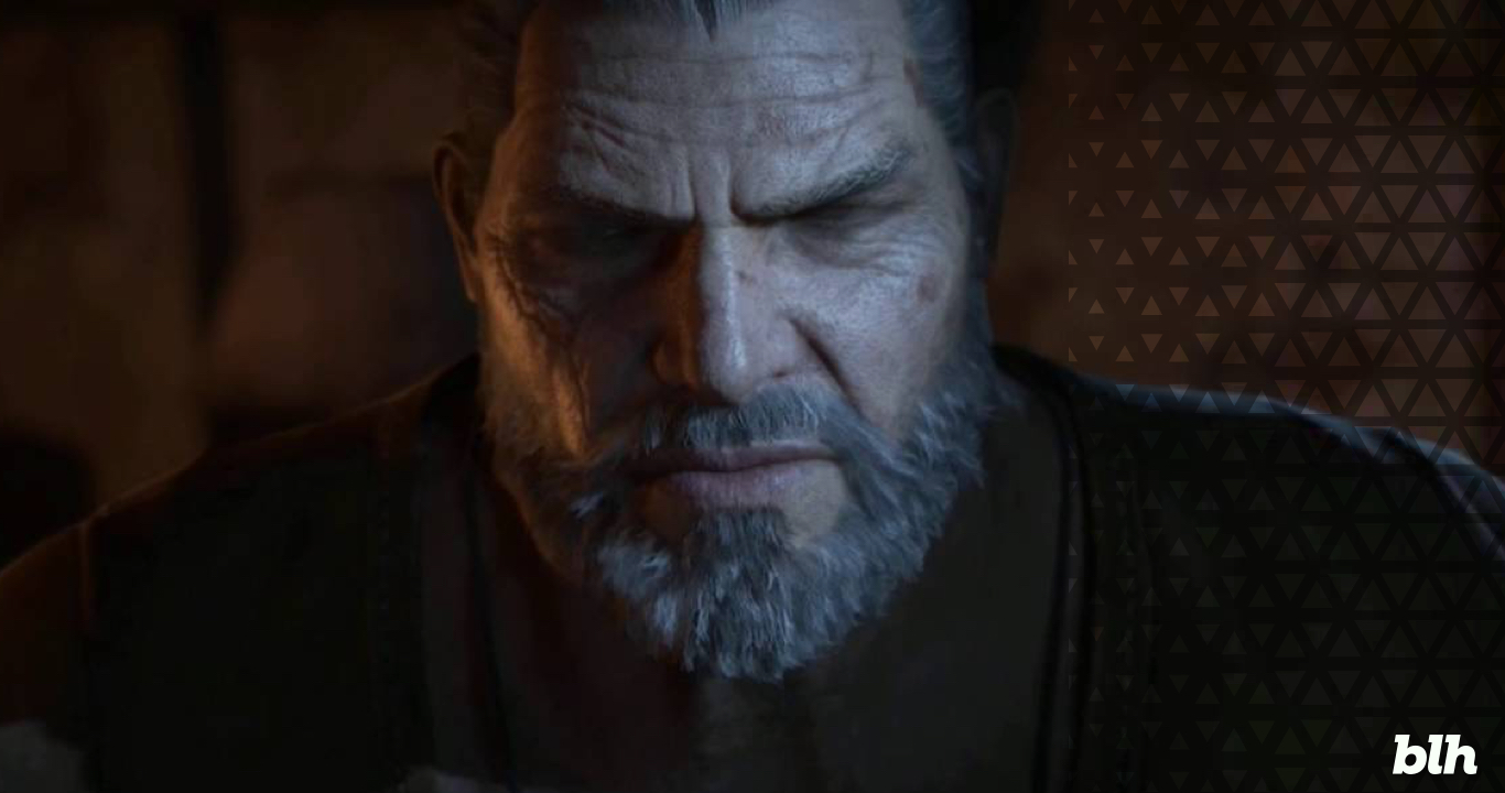 Fathers Day Salute - Marcus Fenix of Goears of War