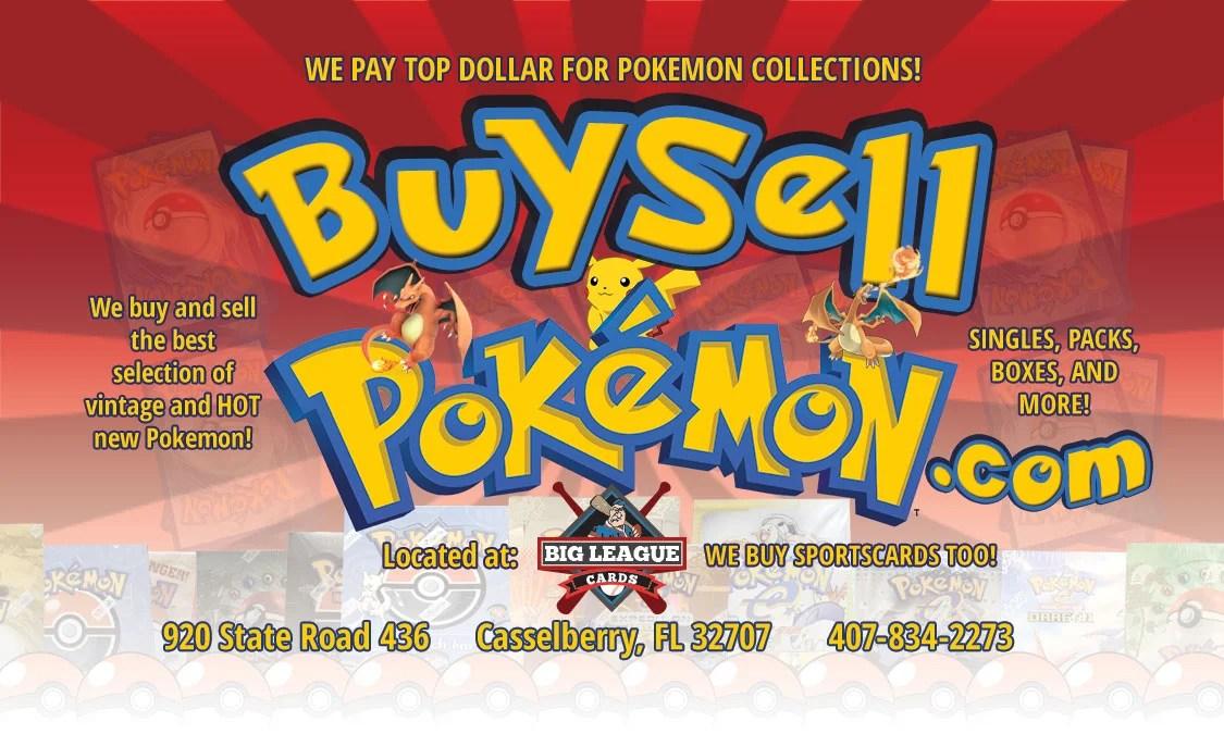 buy sell pokemon