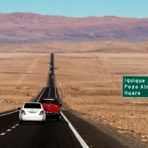 The Road to Iquique