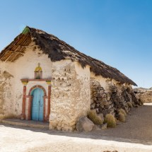 Parinacota Church, Chile