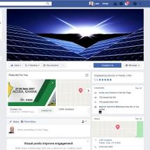Social Media, Facebook Page Design, Management