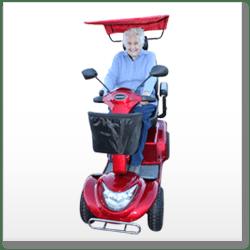 mobility scooter testimonials - testimonial1