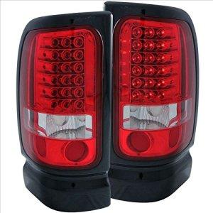 SPPC LED Tail lights for Dodge Ram