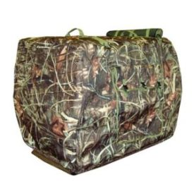 Camo Truck Accesories kennel cover