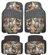 Camo Truck Accessories Floor Mats