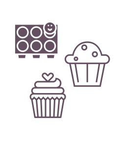 Cupcake and Muffin Pans and Liners