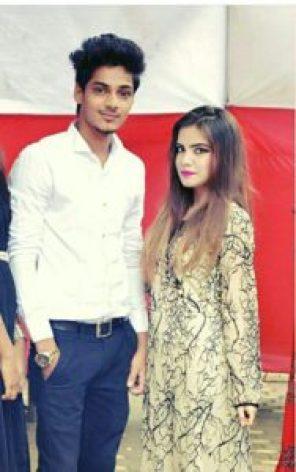 Azma Fallah boyfriend