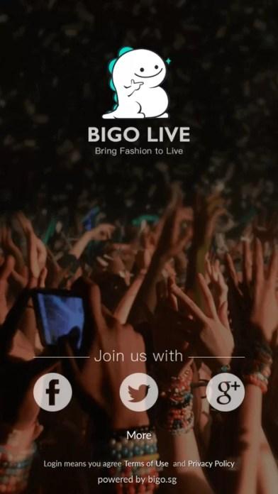 Bigo Live For iOS